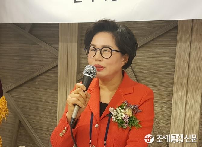 김옥연 한국여성세무사회장